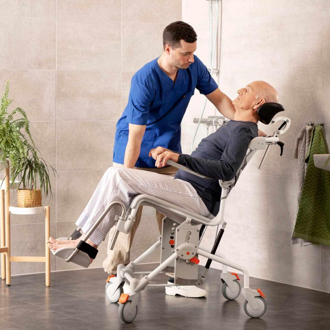 Swift Mobile tilt chair