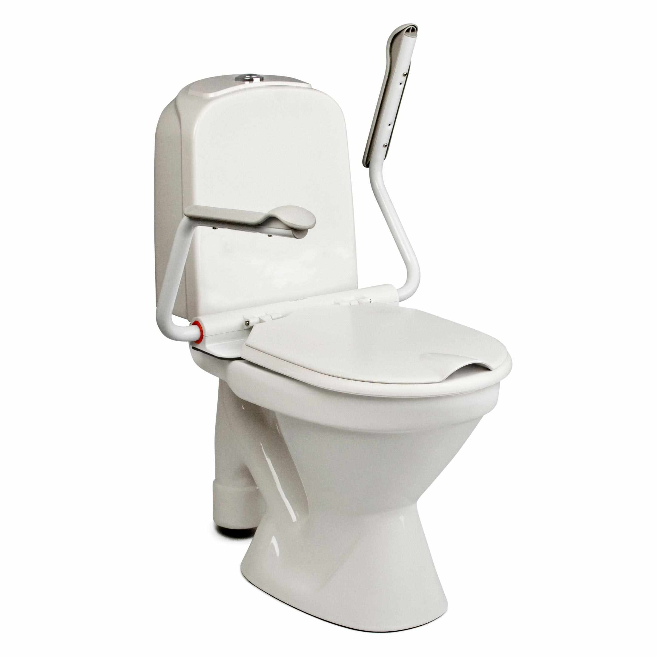 Etac Supporter toilet arm supports