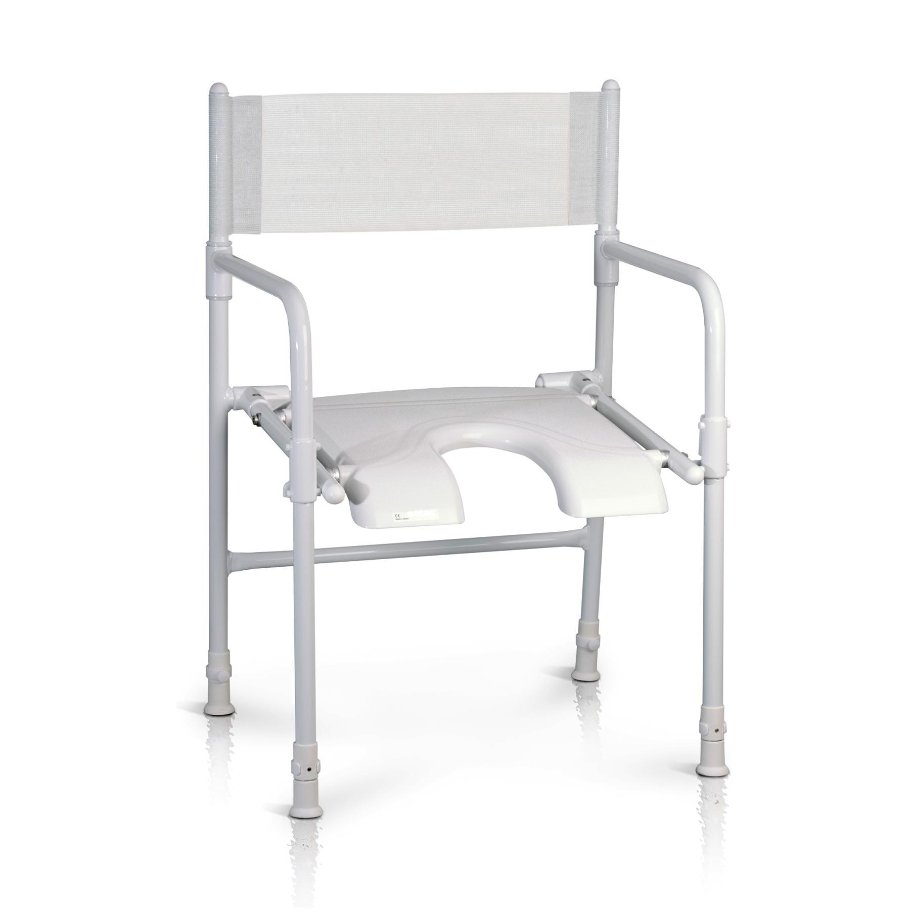 Etac Rufus folding shower chair