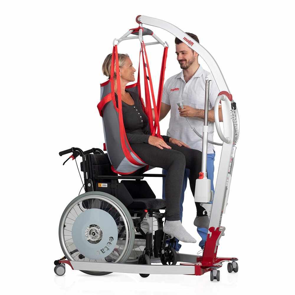 Molift Smart 150 Portable Patient Lift | Molift (N10200)