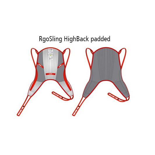 RgoSling padded highback
