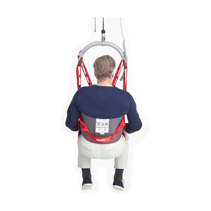 RgoSling toilet padded lowback