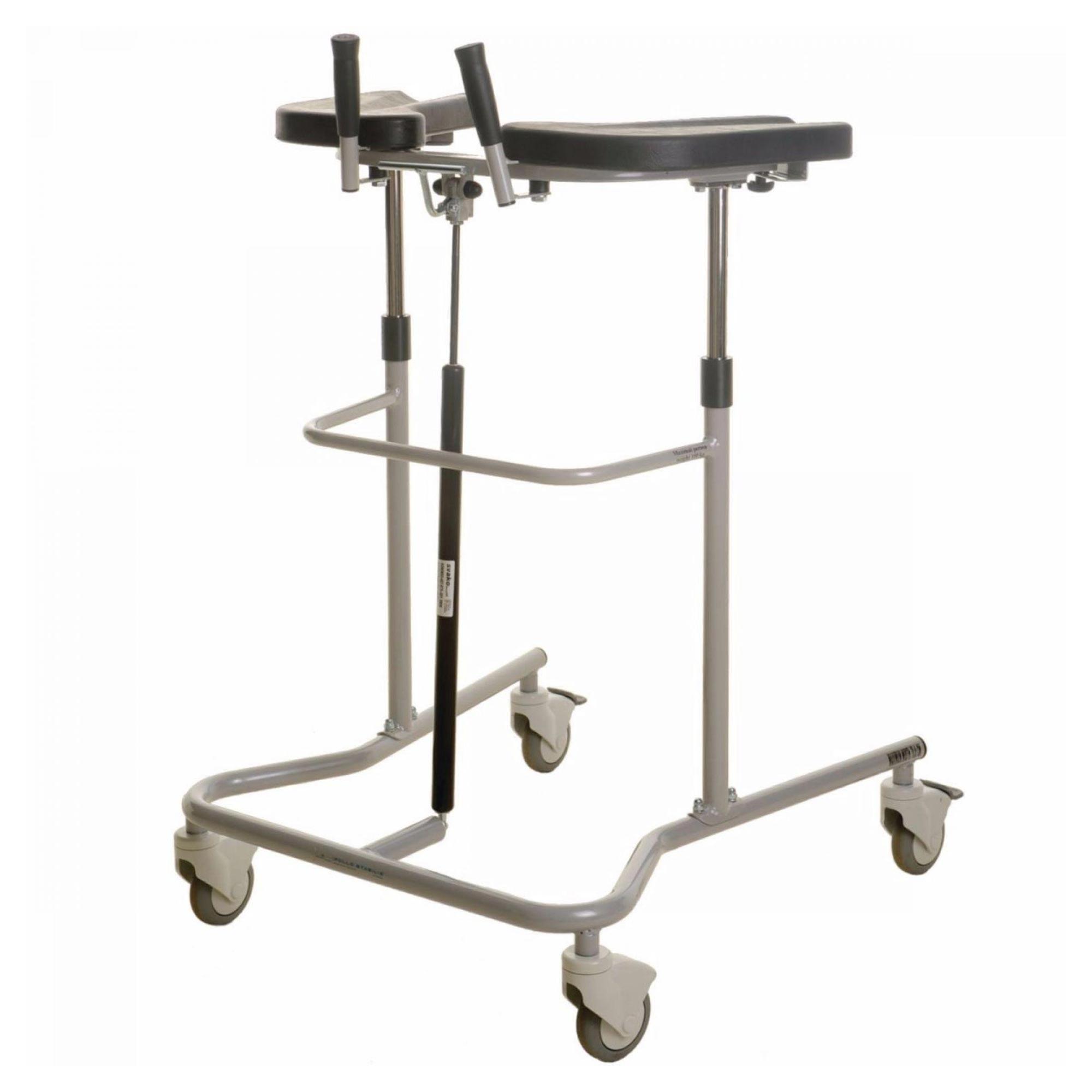 Eva pneumatic support walker for home