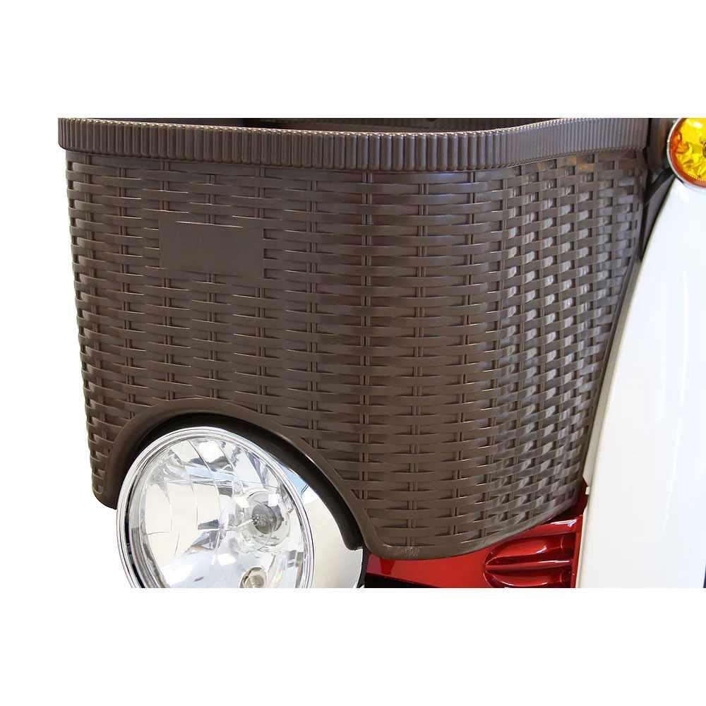 EWheels EW-11 3-Wheel Scooter - Front Basket
