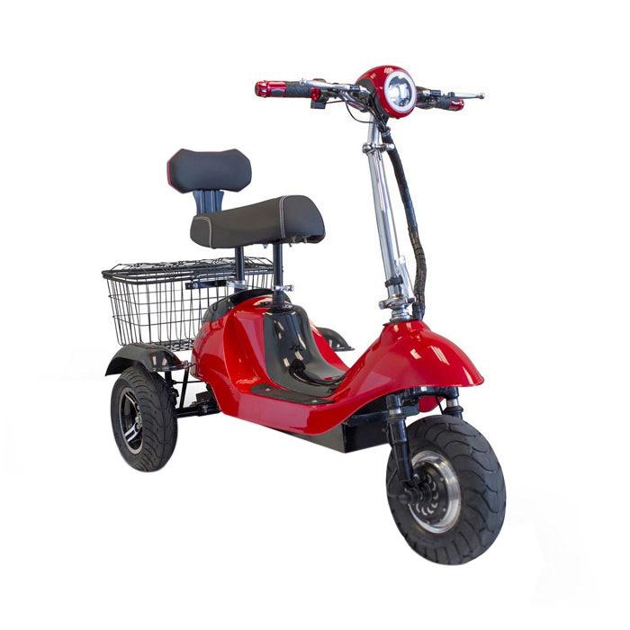EWheels EW 19 Sporty Recreational Three Wheel Scooter