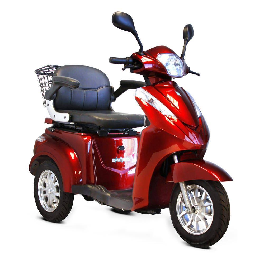 Ewheels Ew-38 Three Wheel Scooter | Medicaleshop