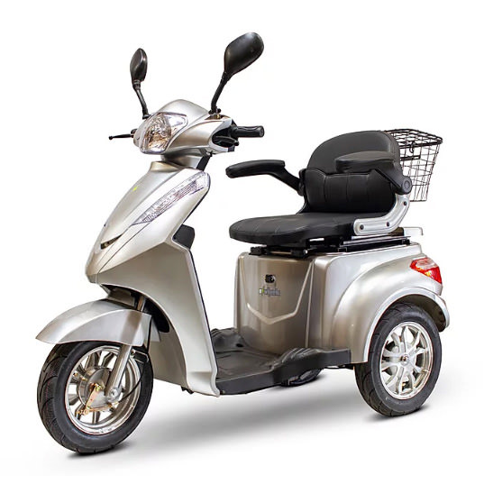 Ewheels Ew-38 Three Wheel Scooter | Ewheels Scooters