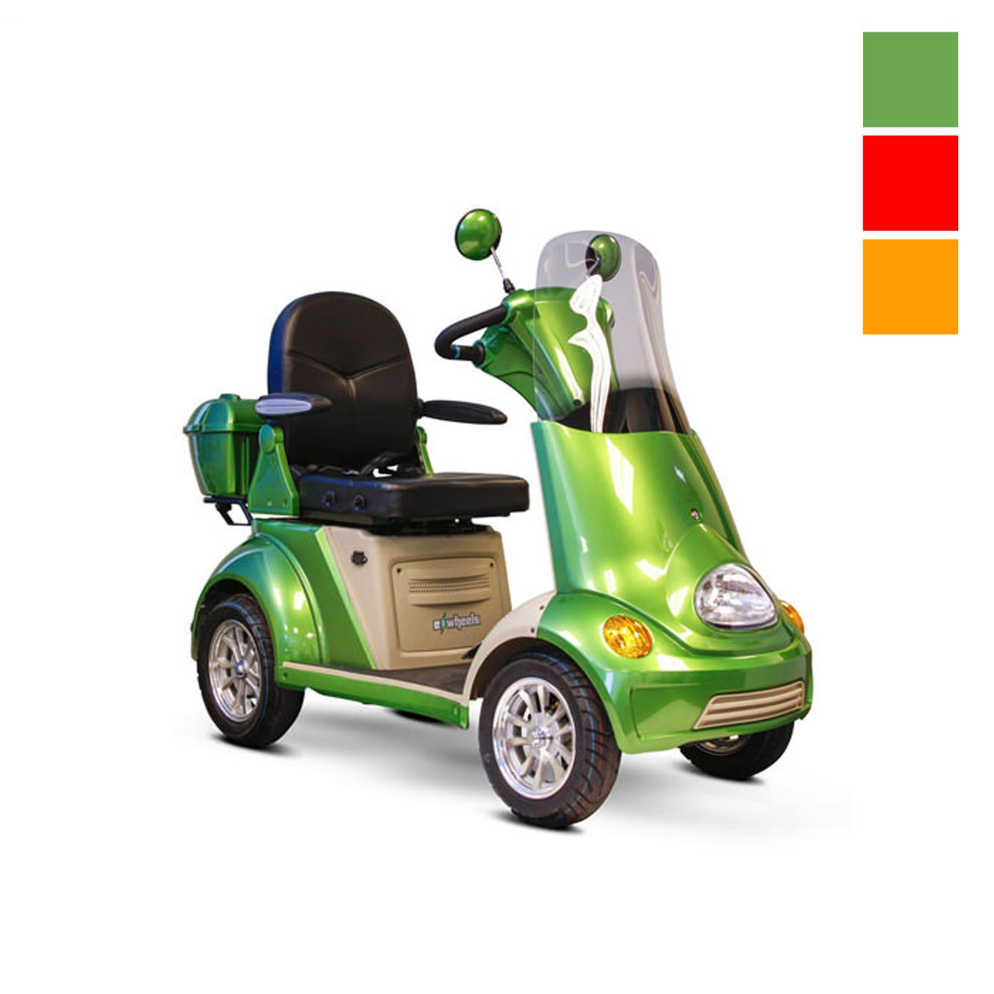 EWheels EW-52 Full Size 4-wheel mobility scooter