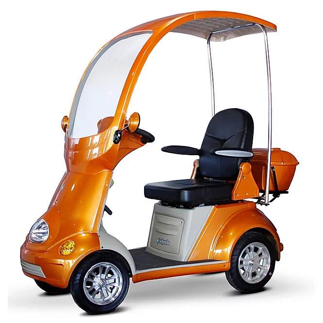 EWheels EW-54 electric scooter - Orange
