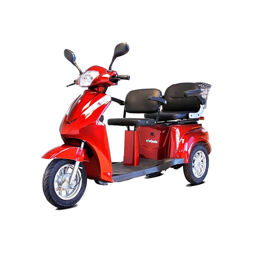Ewheels Ew-66 Three Wheel Scooter   Medicaleshop