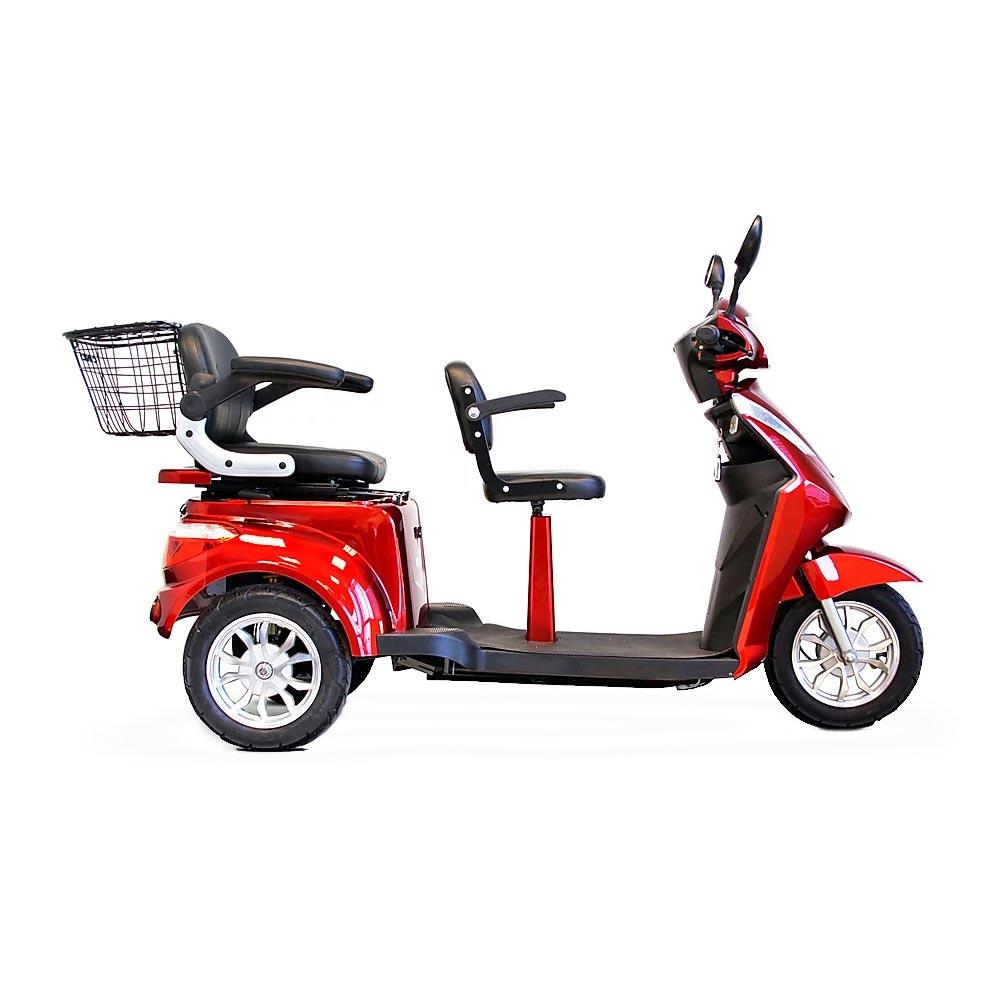 Ewheels Ew-66 Three Wheel Scooter   Ewheels Scooters