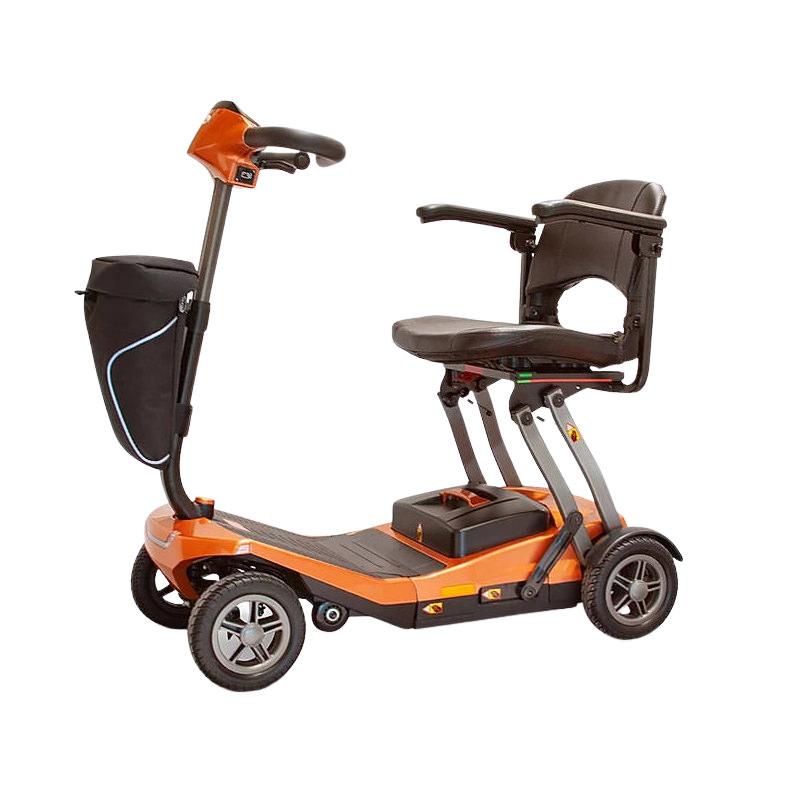 EWheels REMO Four wheel scooter - Orange