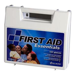 First Aid Only All-Purpose First Aid Kit, 131 Pieces