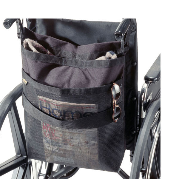EZ Access Pouch for wheelchair back