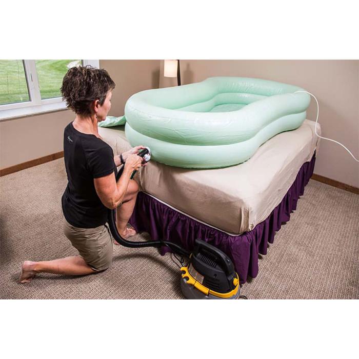 EZ-bathe body washing basin - Vacuum