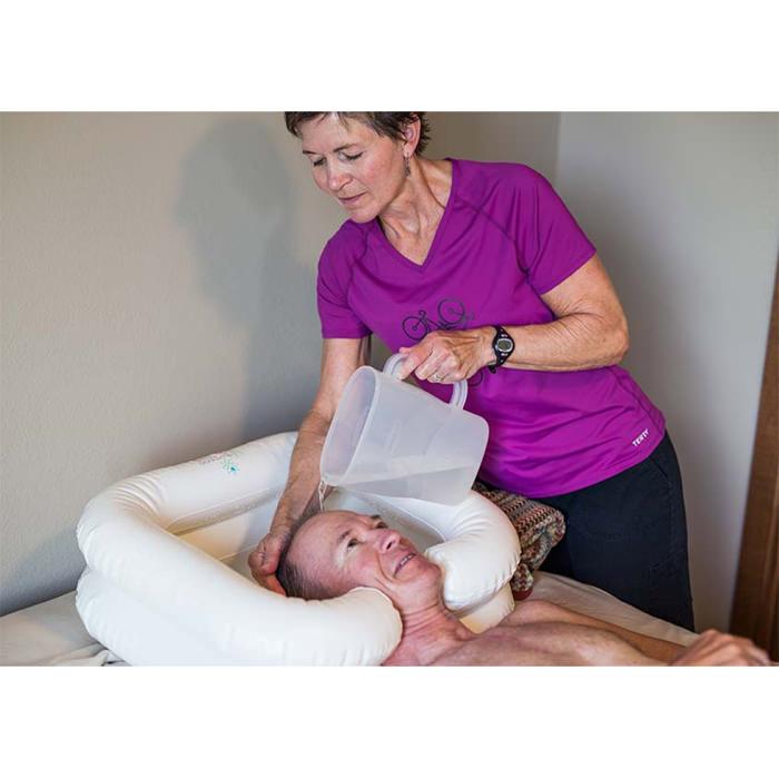 EZ Access hair washing basin
