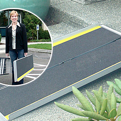 EZ Access advantage series suitcase ramp - Portable