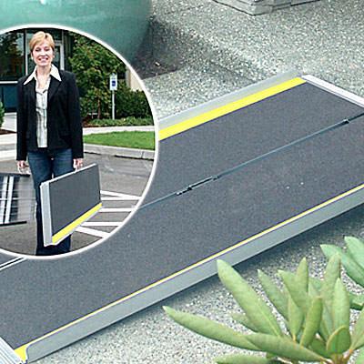 EZ Access advantage series suitcase ramp - Portable