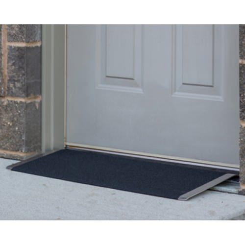 Ez Access angled entry plate