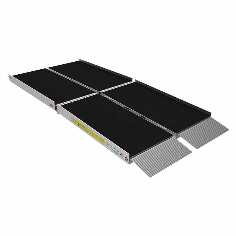 EZ Access suitcase trifold advantage series ramp