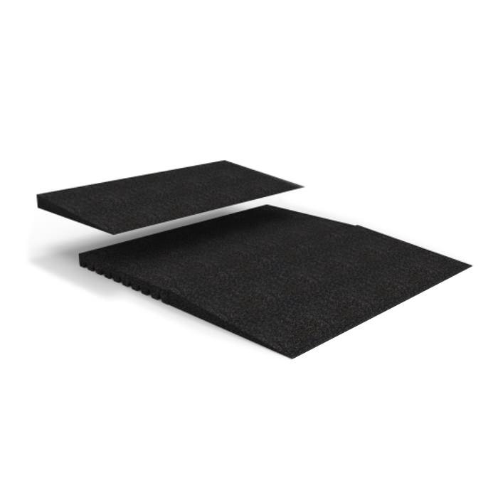 Modular entry mat - Smooth transition
