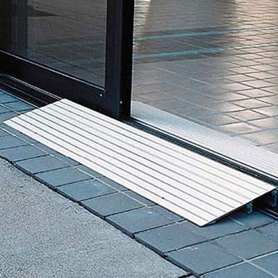 Transitions modular entry portable ramp