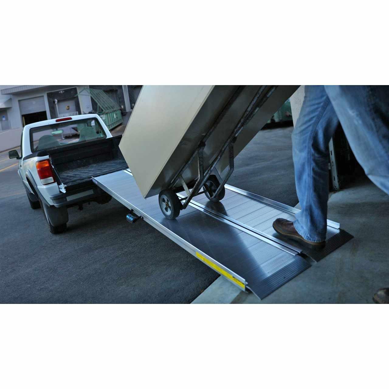 Traverse Singlefold ramp - Aluminum