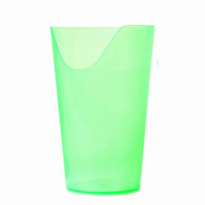 "FabLife Nosey cup, 3"" x 3"" x 3"", 8 oz."