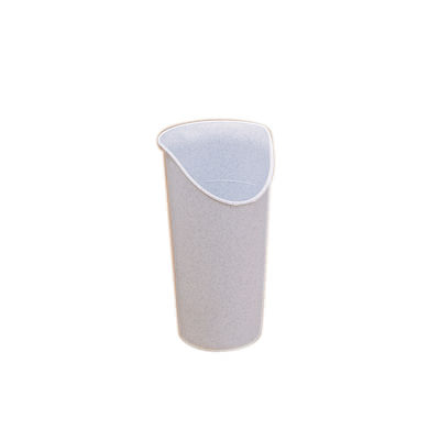 "FabLife Nosey cup, 3"" x 3"" x 3"", 8 oz., light blue"