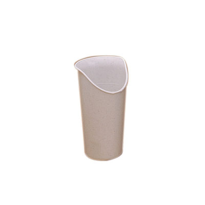 """FabLife Nosey cup, 3"""" x 3"""" x 3"""", 8 oz., sandstone"""