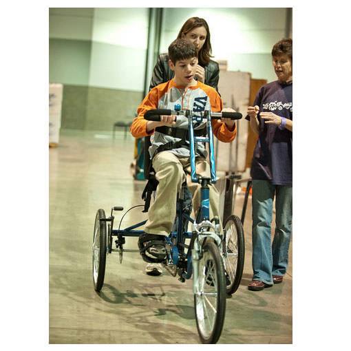 Freedom Concepts AS2000 Adventurer Series Tricycle