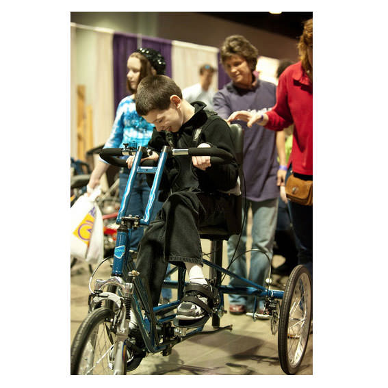 Freedom Concepts AS2000 Adaptive Pediatric Tricycle