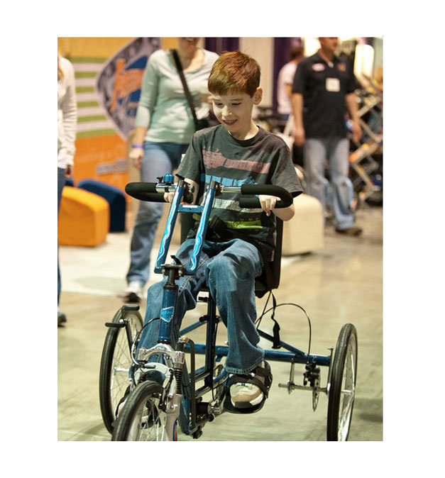 Freedom Concepts AS 2000 Adaptive Special Needs Tricycle