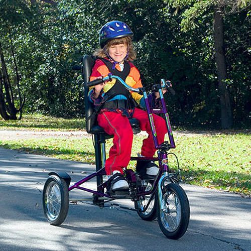 Freedom concepts discovery DCP 12 tricycle