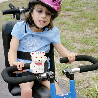 """Freedom Concepts Discovery 12"""" - Special Needs Bike"""