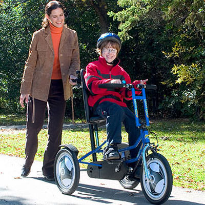 Freedom Concepts DCP16 Adaptive Pediatric Special Needs Trike