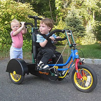 Freedom concepts discovery DCP mini tricycle