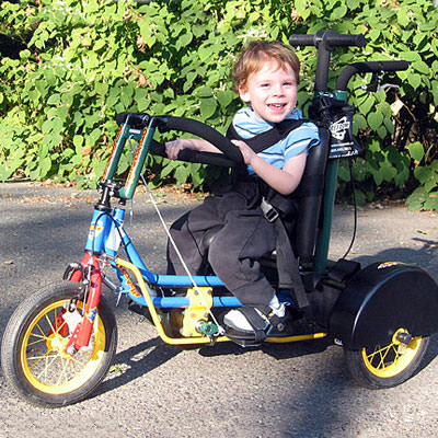 Freedom Concepts Discovery DCP Mini Adaptive Tricycle