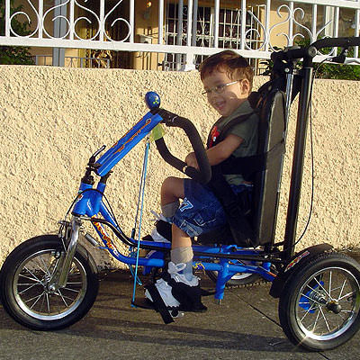 Freedom Concepts Discovery Series DCP Mini Pediatric Tricycle