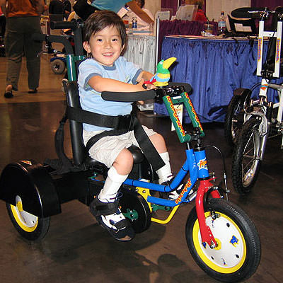 Freedom Concepts Discovery DCP Mini Pediatric Trike