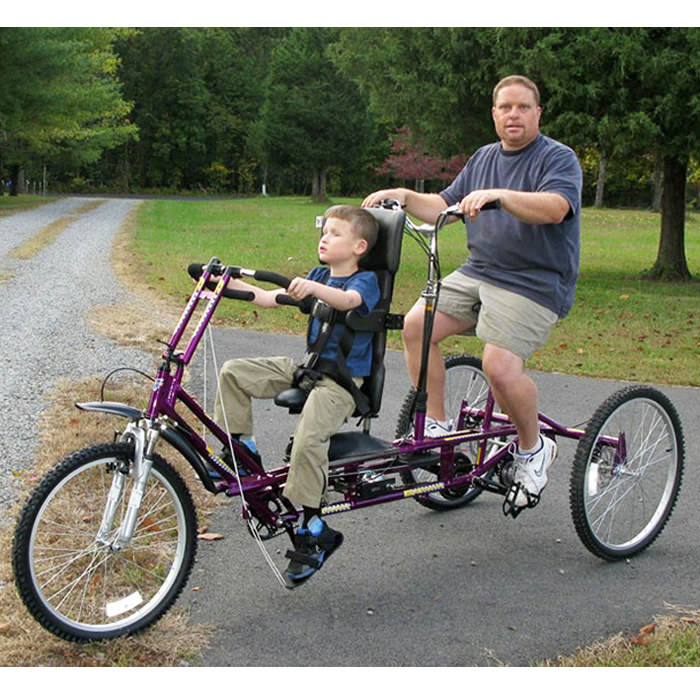 Freedom Concepts Excursion tandem tricycle