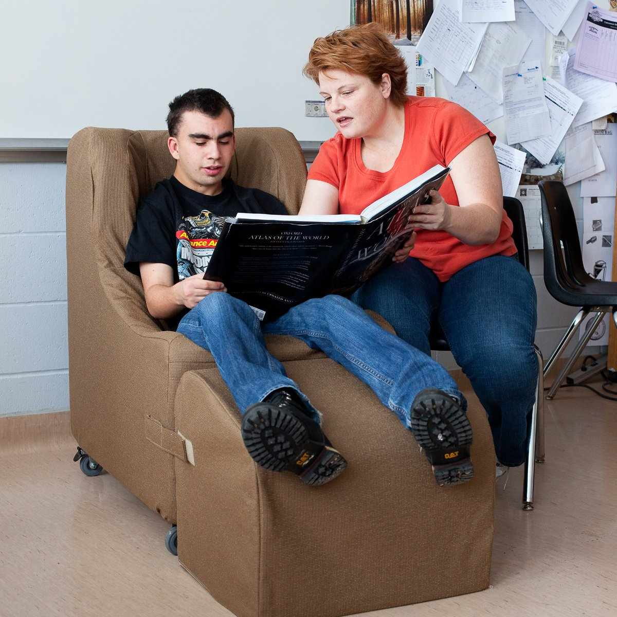Freedom Concepts Roll'er chill-out adaptive chair