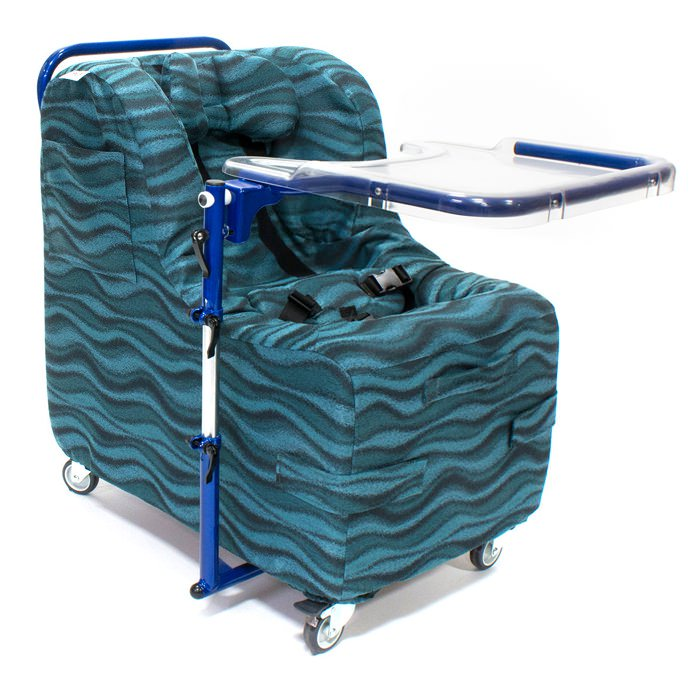 Freedom Concepts Roll'er chill-out chair with tray