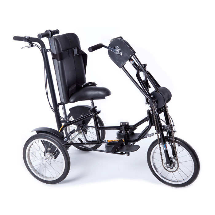 Freedom concepts upright handcycle