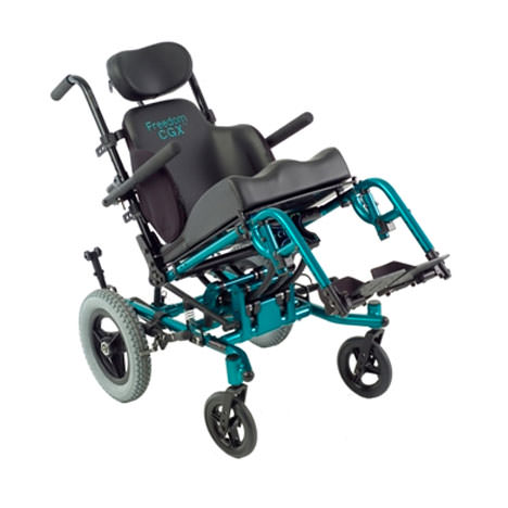 Freedom Designs CGX tilt manual wheelchair