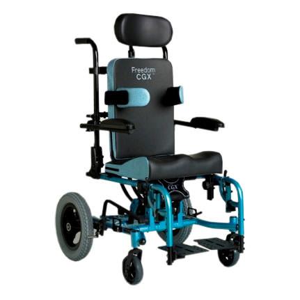 Freedom Designs CGX manual wheelchair
