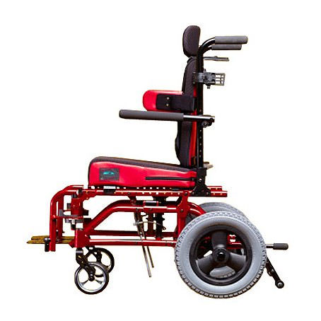NXT folding tilt wheelchair
