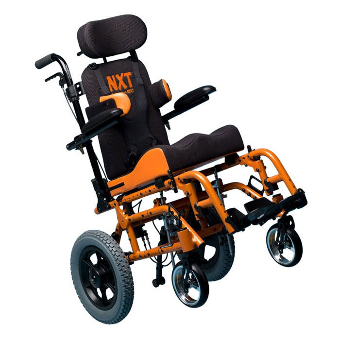 Freedom Designs NXT rigid tilt wheelchair