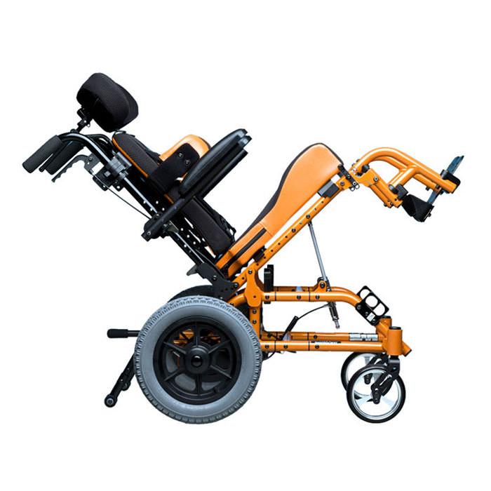 NXT rigid tilt wheelchair