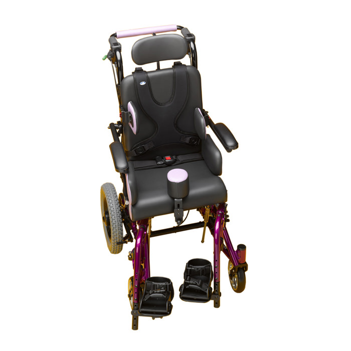 Freedom Designs generation NEXT specialized tilt wheelchair